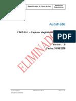 CAPT-02-1 - Capturar