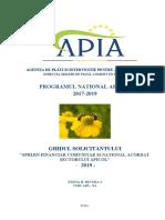 Programul National Apicol21.05.2019