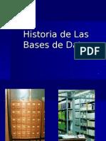 Introduccion a las Bases de Datos