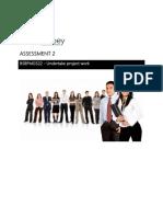 BSBPMG522 Assessment 2 V2.0.pdf