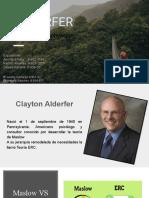 Alderfer Charla