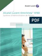 OmniVista 4760 Alcatel Lucent