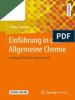 Einführung in Die Allgemeine Chemie Lehrbuch Für DaF-Lerner Ab A2 by Selma Sagman (Z-lib.org)