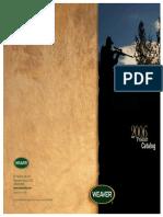 Weaver 2006 Catalog