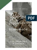 Luz Aranibar Glosario Historico-Economico