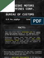 Mitsubishi Motors Phil. Corp.  v. BOC