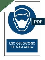 mascarilla logotipo