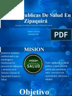 Secretaria de salud Zipaquira