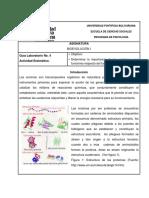 Guia 4 Laboratorio Bioevolución I