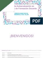 PPT-Taller de Autoevaluación ISFD (1)