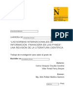 T1_ProyectodeTesis_VillarPortalPercyBrayan;Cerna Vásquez Claudia Caroline