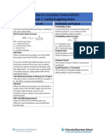 Microsoft Word - Module 2 Cheat Sheet v3