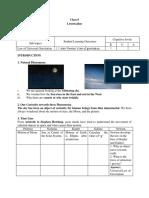 PHYSICS 9 Unit 5 Lesson Plan 1