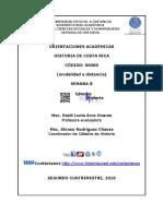 Guia Historia de CR