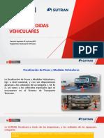 TEMA N° 06 - PESOS Y MEDIDAS VEHICULARES