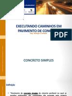 Executando Caminhos Rodrigo Campos CShow20190816