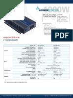 Ficha Tecnica de Inversor de Onda Pura-12A_24A