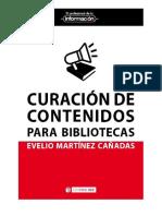 Curación de contenidos para bibliotecas