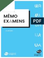 étudiants Guide des examens 2017-2018 (1)