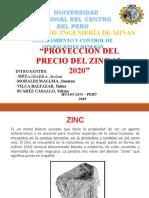 PROYECCIÓN DEL ZINC.pptx
