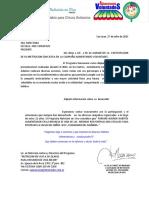 2015- CAMPAÑA A.V -1° CIRCULAR A LAS ESCUELAS PARTICIPANTES -  ESCUELA JOSE CHIRAPOZU-CAUCETE (1)