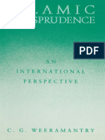 Islamic Jurisprudence- An Int'l Perspective- C.G. Weeramantry 1988.pdf