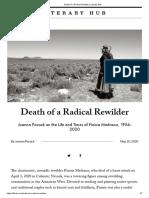Death of a Radical Rewilder _ Literary Hub.pdf