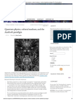 » Quantum physics, cultural madness, and the Azathoth paradigm The Teeming Brain