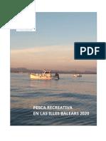 Normativa Pesca 2020 - Baleares (Mar)
