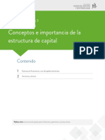 Lectura fundamental 3 Estructura de Capital