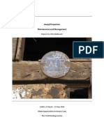 140515- Awqaf Properties Maintenance & Management- Dina Bakhoum- Urban Regeneration For Historic, Cairo