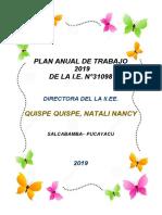 Pat 2020 Pucayacu