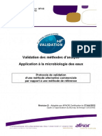 Validation Des Méthodes d'Analyse Protocole-General-Validation_fr
