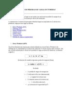 Calculo Perdidas Carga Tuberias.pdf