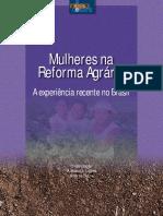 LIVRO Mulheres Na Reforma Agrária - BRASIL
