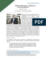Éric Laurent- 2019-06-02 La Interpretación De la Verdad al Acontecimiento