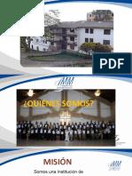 Presentación IMM - 2019  Breve-solo IMM