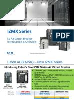 IZMX_LaunchSeminar_20150114_ENG_APAC