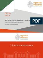 02 Lógica de Predicados -  EII1101S2019.pdf