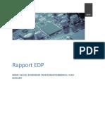 Rapport EDP final