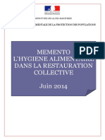 5 Memento Hygiene alimentaire restauration collective DDPP 06 Juin 2014.pdf