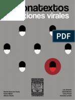 Coronatextos. Reflexiones virales