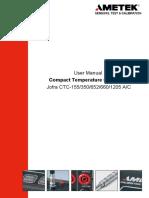 compact-temperature-calibrator-ctc-155-350-652-660-1205-user-manual-us