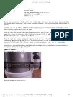 Novo canister. - Aquarismo Online [AqOL]