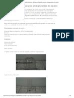 Aquário Maníacos_ Mini estufa de garrafa pet para emergir plantas de aquário.pdf