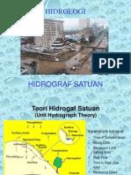 Hidrograf Satuan