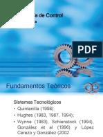 Tecnología de Control_Sistemas Tecnológicos