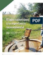agua subterranea e importancia