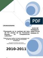 4ºGuia de TP - Plasmando en La Realidad Del Aula de F.P
