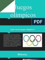 Juegos olimpicos.pptx